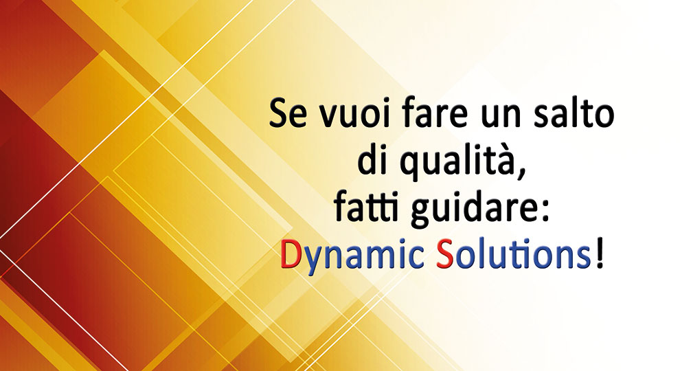 slogan Dynamic Solution