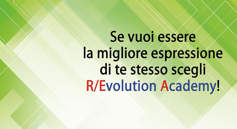 slogan Revolution Academy