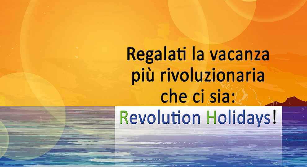 slogan Revolution holiday